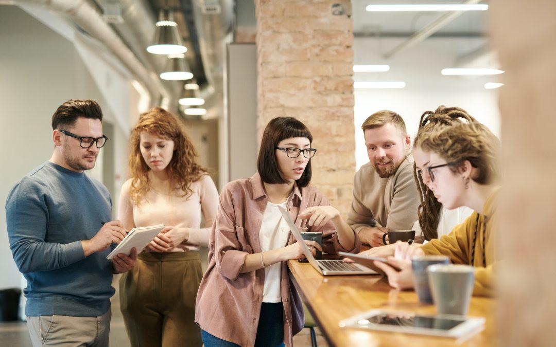 Aprovecha el espacio de coworking al máximo